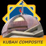 kubah composite sinarsuryaabadi